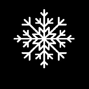 Schneeflocke Winter Schnee Eiskristall Geschenk