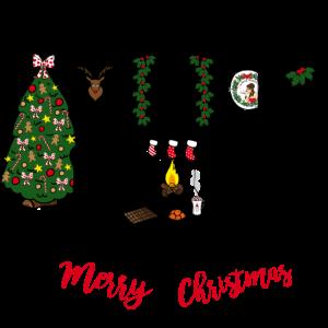 Weihnachtsatmosphäre