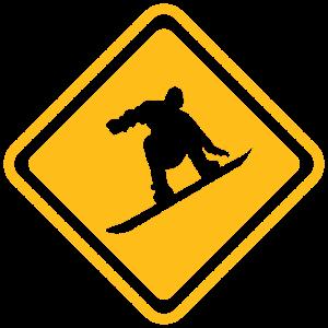 Snowboard Wintersport Winterurlaub 2021 Geschenk
