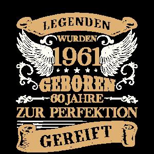 60. Geburtstag Männer 60 Zur Perfektion Gereift Ja