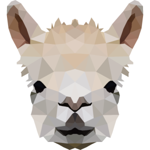 Alpaka Polygon