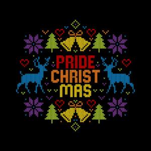 Ugly Christmas Pride Christmas Regenbogen LGBT