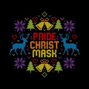 Ugly Christmas Pride Christmask Regenbogen LGBT