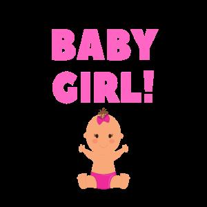 Baby Girl Mädchen