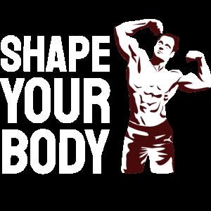 Gym Motivation Geschenkidde Sport sick