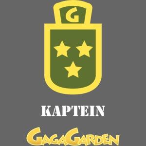 GagaGarden kaptein