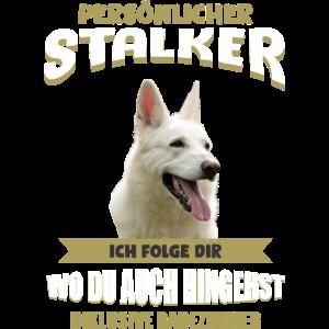 Weisser Schäferhund Shirt - Weisser Schäferhund