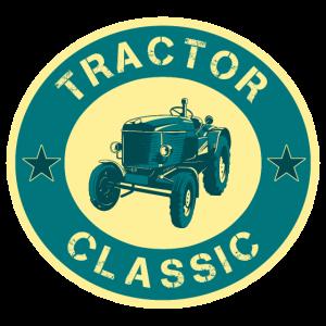 Traktor Classic Vintage Design / Geschenkidee