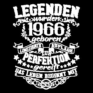 Geburtstag 1966 55 zur Perfektion gereift