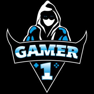 Gamer Shirt, Gamer Number 1