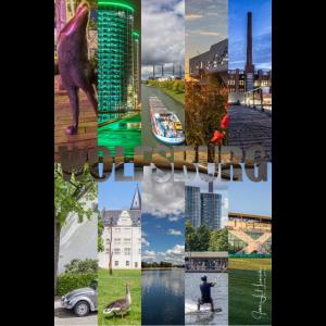 Wolfsburg Collage