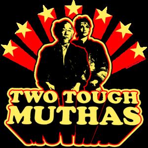 Karate Kid Two Tough Muthas