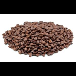Kaffe. coffee beans
