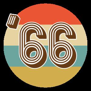 1966 Vintage Jahrgang