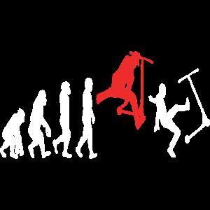 Stunt Scooter Evolution