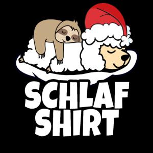 Faultier Alpaka T Shirt