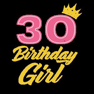 30. Geburtstag Frauen