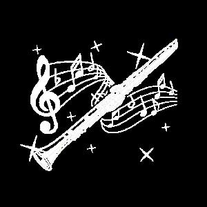 Querflöte Musik   Flötist Musikinstrument Geschenk