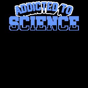 Futuristisch Physiker Wissenschaft Geschenk