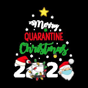 Frohe Quarantäne Weihnachten 2020 I.