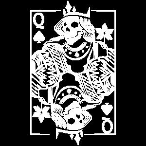 poker königin queen