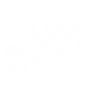 Rentier schlitten santaclaus Weihnachtsmann