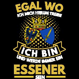 Stadt Essen Wappen Stolzer Essener Geschenk