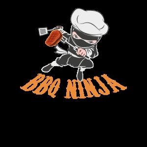 Griller Design - BBQ Ninja - für den Grillmeister