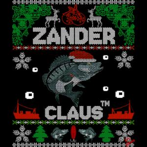 Zander Claus ® Das Original !!!Weihnachtsoutfit