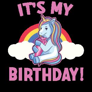 Birthday Kinder Geburtstag Its My Birthday