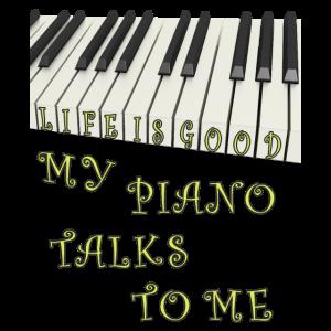 KEYBOARD MY PIANO TALKS TO ME 32