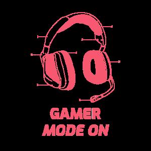 Gamer Mode On Headset