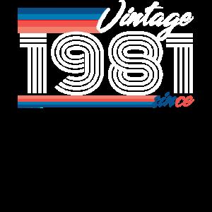 1981 40 Jahre Geschenk
