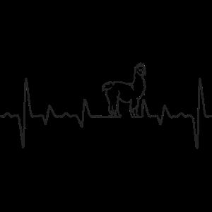 Alpaka Heartbeat black