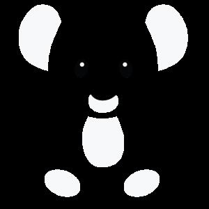 Lustiges Koala Halloween Kostüm