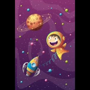 Abenteuer im Weltraum