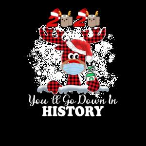 Lustige Weihnachten 2020 werden Sie in die Geschichte eingehen