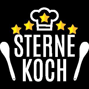 Bester Koch Papa Opa Sternekoch 5 Sterne Küche