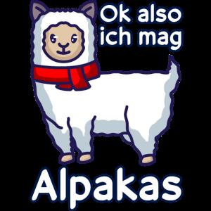 Alpaka Sprüche Baby Team Geschenk