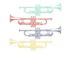Trompete Vintage