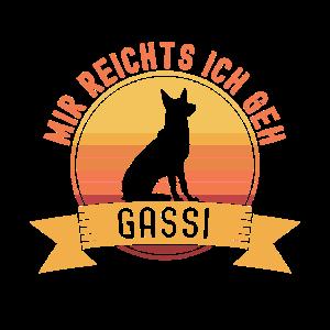 Deutscher Schäferhund Hundeliebhaber Geschenk