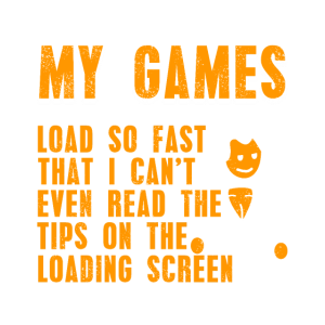 Meine Spiele laden so schnell PC Master-Rennen