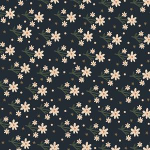 Blumenmuster - Cooles Blumenhintergrund-Druckgeschenk