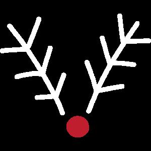 rentier weihnachten rudolf