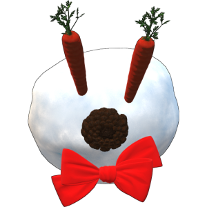 funny snowball