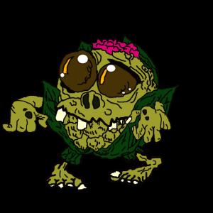 Zombie Blumenkohl 2