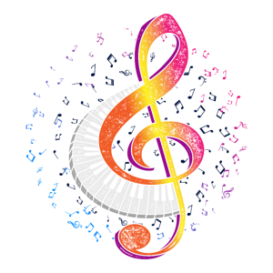 Klavier Melodie