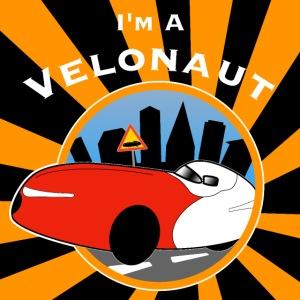Im a velonaut poster