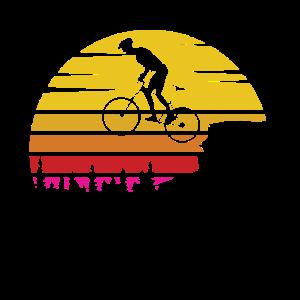 Oldtimer-Radfahrer Radfahren Radfahrer Radfahren