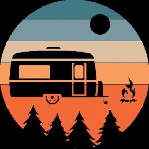 Camping Wohnwagen Camper Camp zelten Wohnmobil